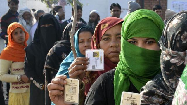 पहले चरण का मतदान ख़त्म, गया में सबसे अधिक 56 प्रतिशत, औरंगाबाद में सबसे कम 49.85 फीसदी मतदान